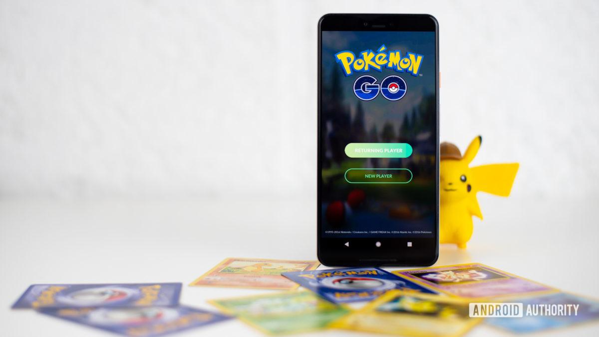 Pokemon Go -valokuva 7