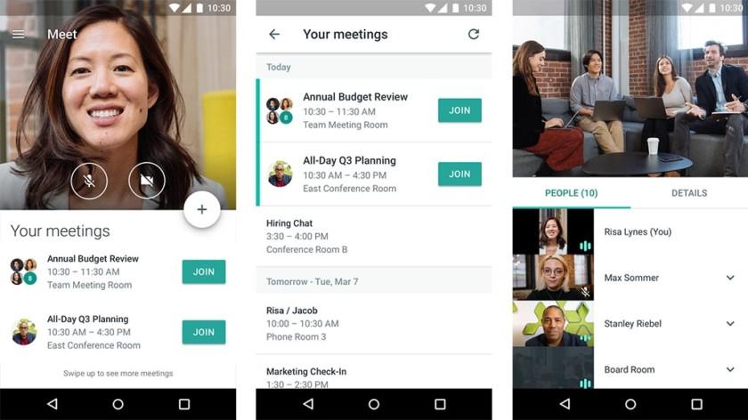 Hangouts Löydä parhaat videoneuvottelusovellukset