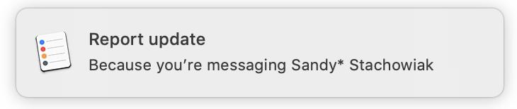 Muistutukset ilmoitukset Mac-viestit