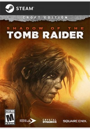 Tomb Raiderin varjo - Croft Edition