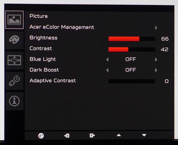 Acer Predator XB241H ODS