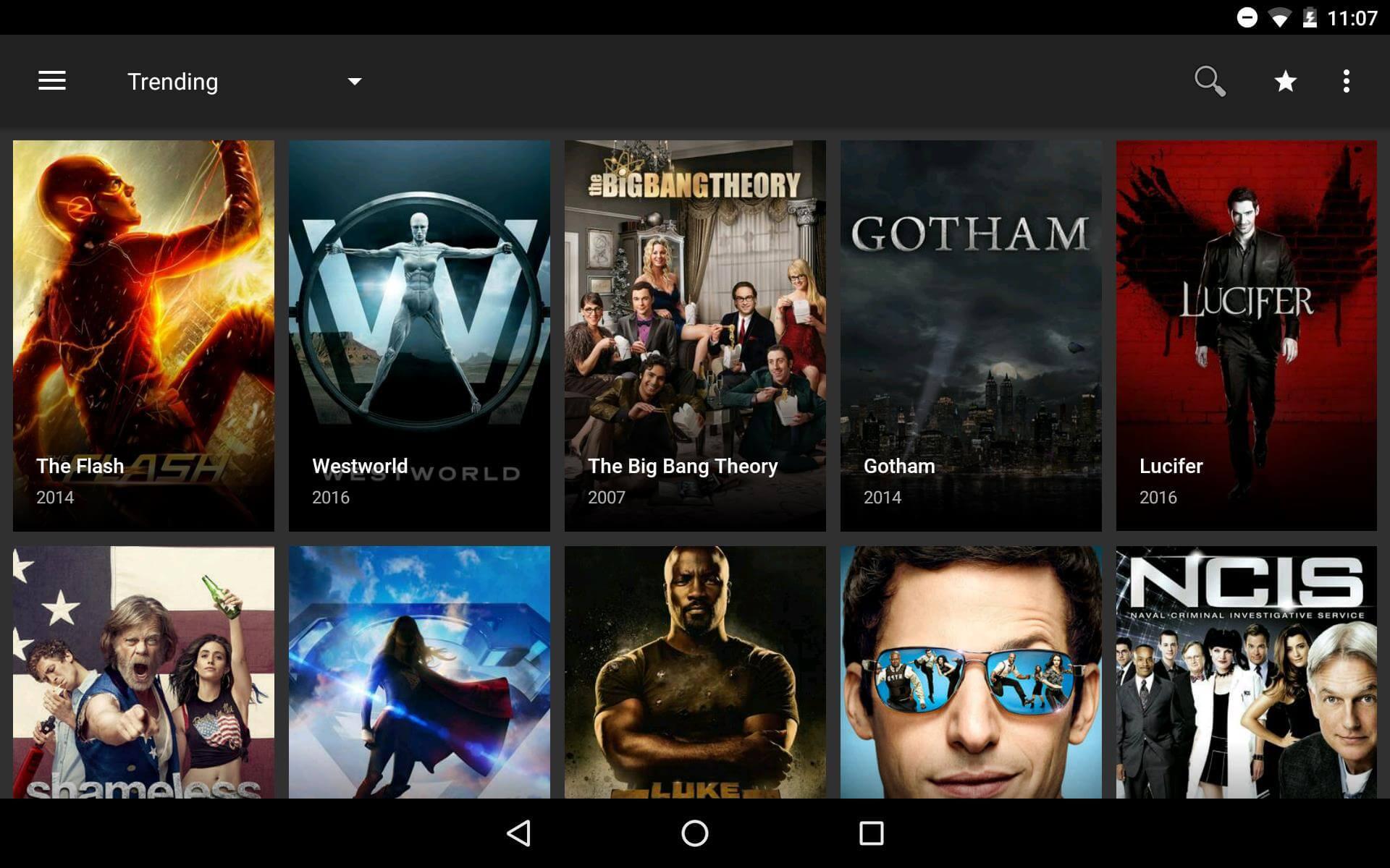 Parhaat parhaat sovellukset elokuvien ja TV-ohjelmien suoratoistoon Androidilla 3