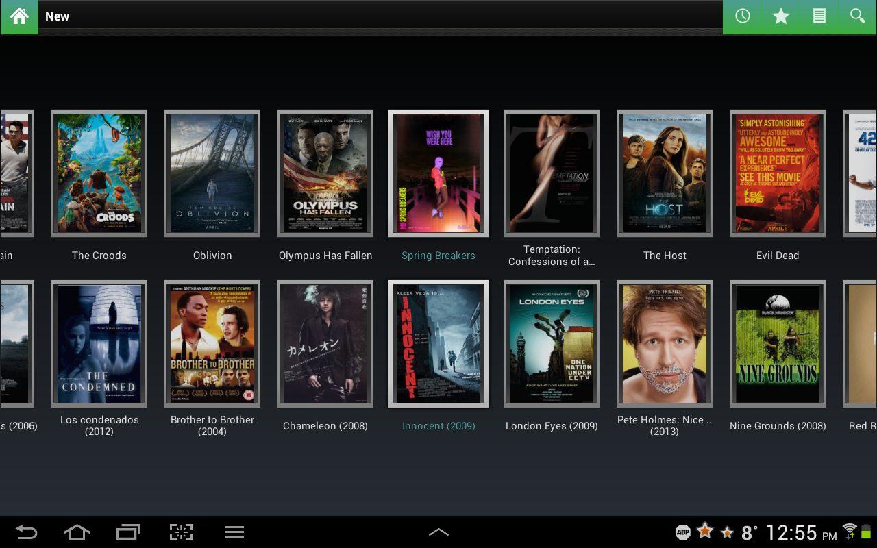 Parhaat parhaat sovellukset elokuvien ja TV-ohjelmien suoratoistoon Androidilla 5