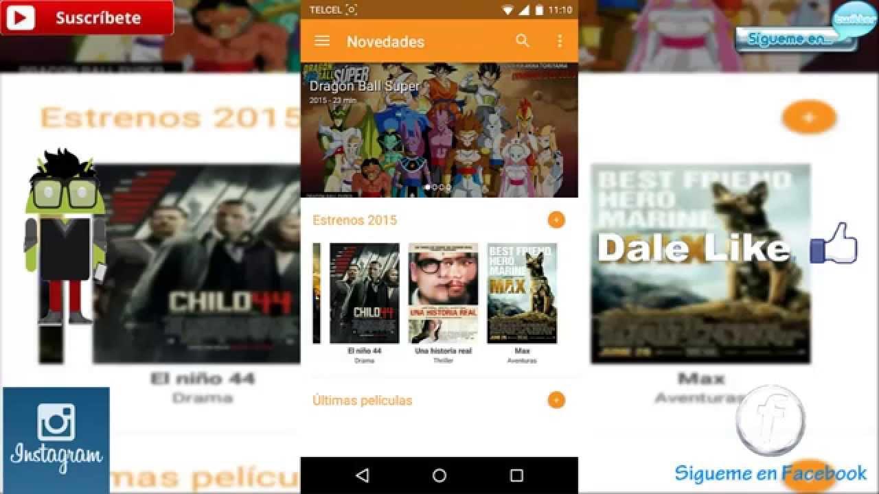 Parhaat parhaat sovellukset elokuvien ja TV-ohjelmien suoratoistoon Androidilla 8