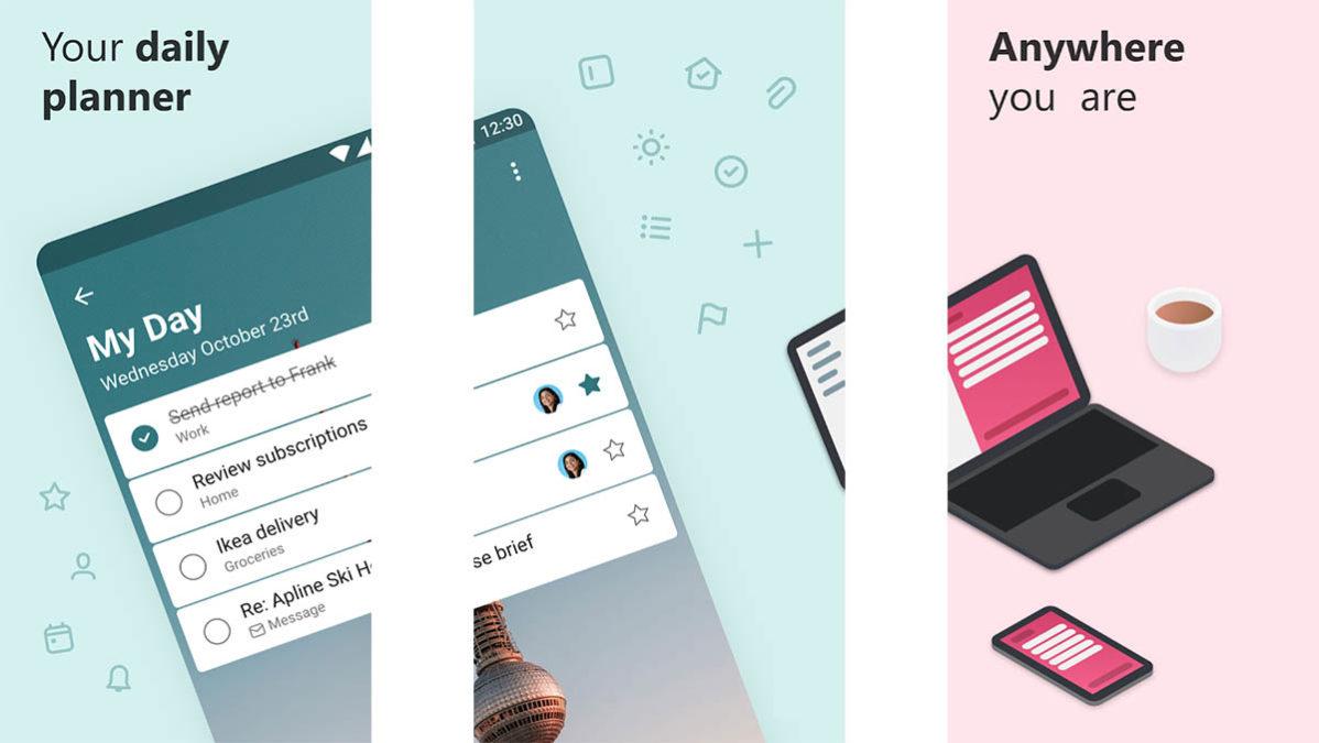 Microsoft Do Do on yksi parhaimmista luettelosovelluksista Androidille