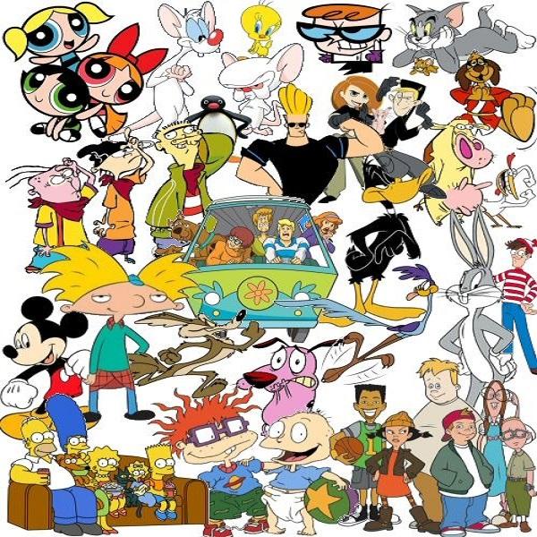 50 parasta animaatiosarjaa, joka sinun on katsottava