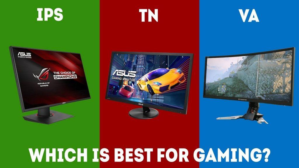 IPS vs. TN vs. VA vs. PLS