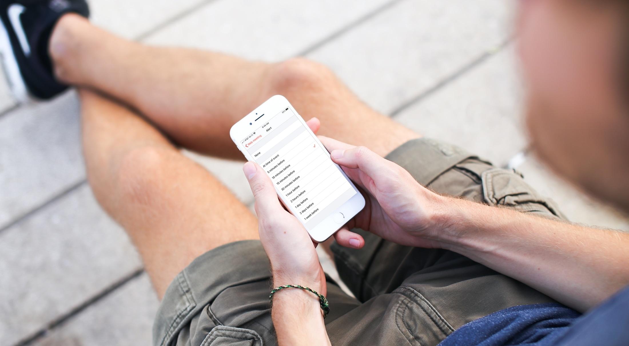 Kuinka mukauttaa kalenteri-ilmoituksia iPhonessa, iPadissa ja Macissa