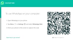 Ako používať WhatsApp na vašom počítači 2