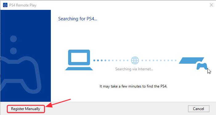 Kuinka asettaa etä PS4-peli päälle Windows 10 - Vaiheittainen opas 3