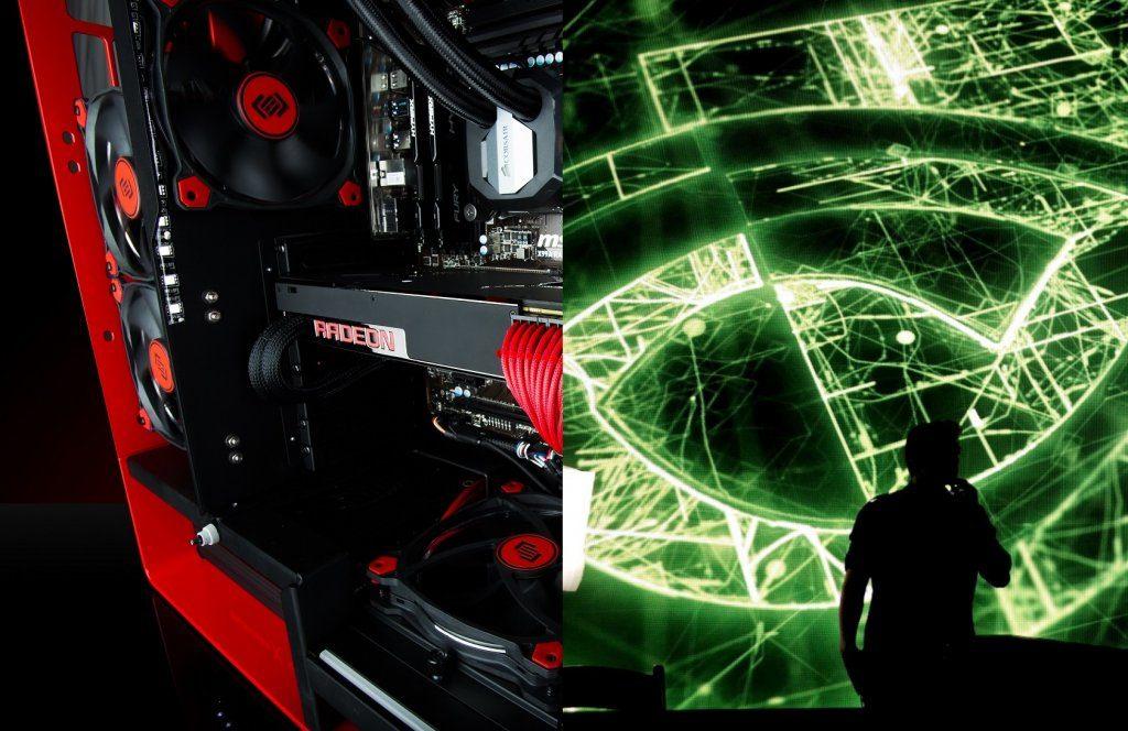 Nvidia vs. AMD