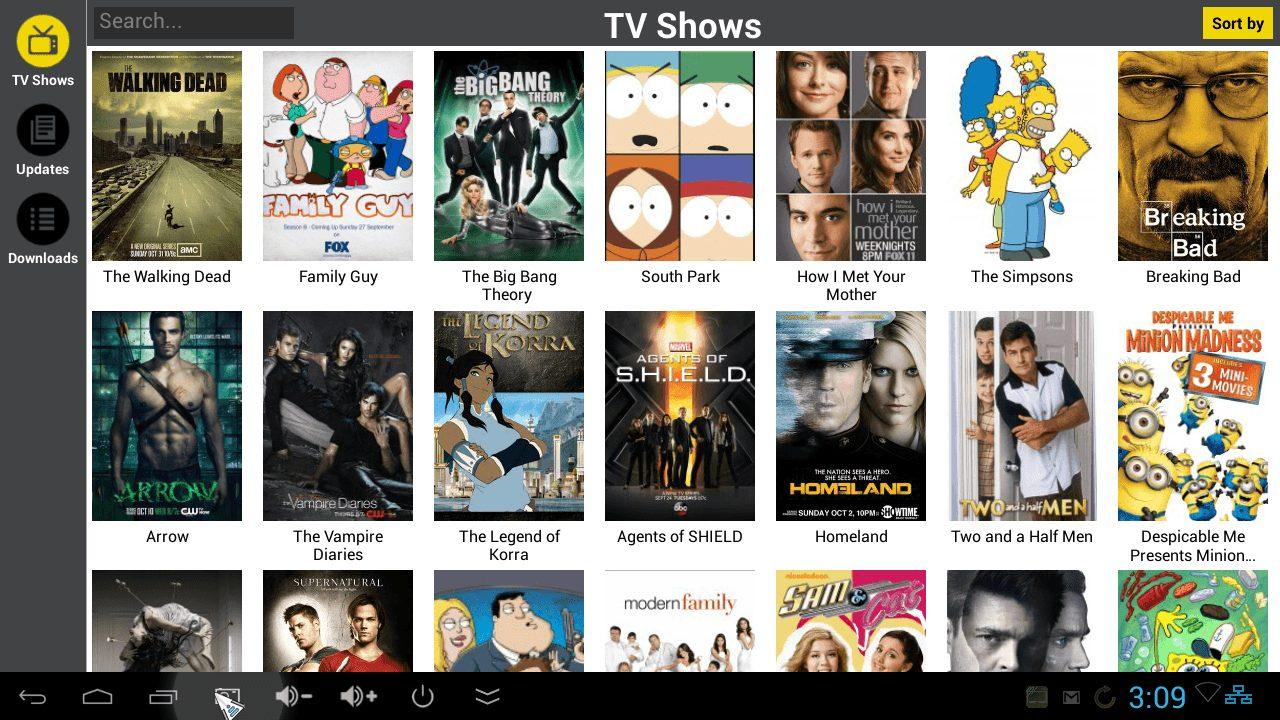 Parhaat parhaat sovellukset elokuvien ja TV-ohjelmien suoratoistoon Androidilla 1