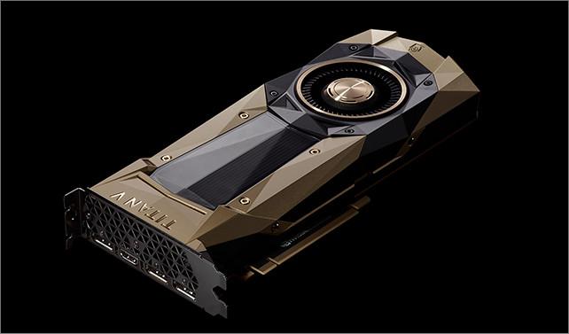 Nvidia ilmoittaa uuden Titan V Volta -sovelluksen HMB2-muistilla 1