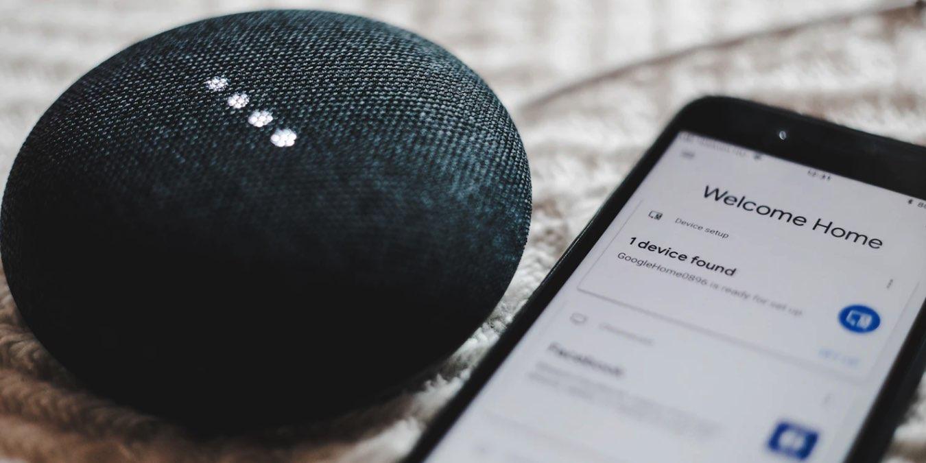 Luo älykäs kaiutinpuhelin SmartThingsin ja Google Home -sovelluksen avulla