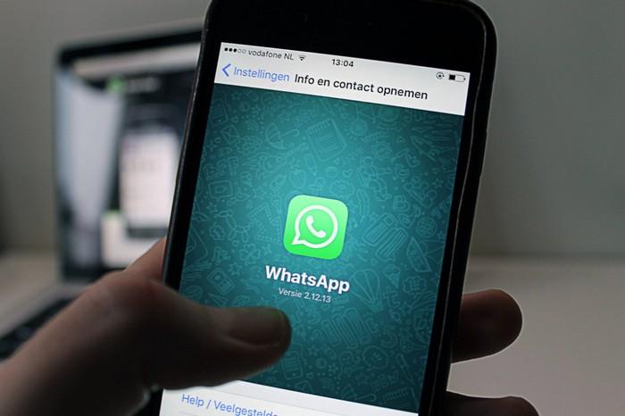 WhatsApp: Yhteystiedon poistaminen 1