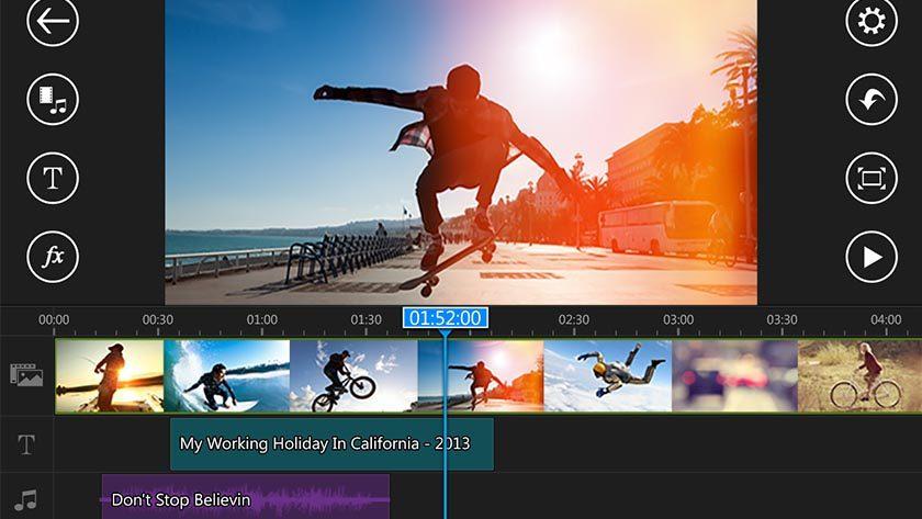 parhaat videonmuokkaussovellukset Androidilla