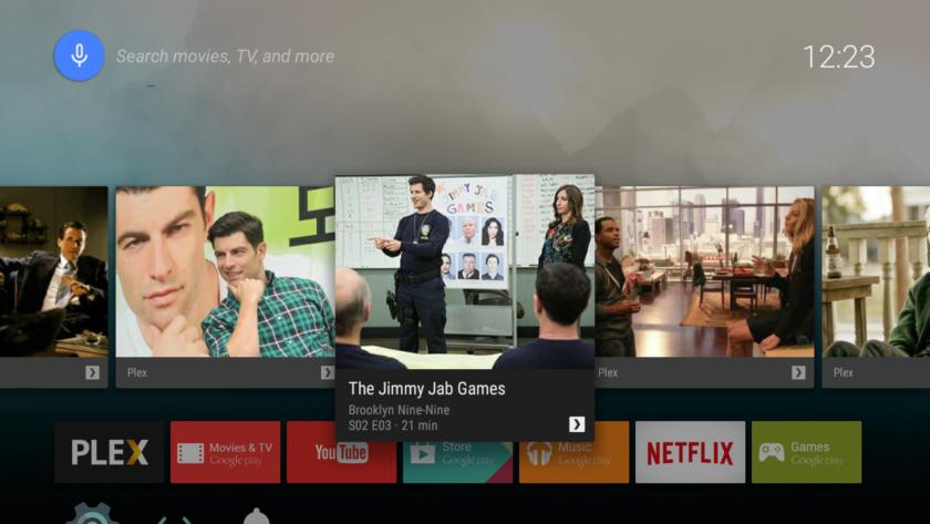 parhaat sovellukset Android TV: ssä