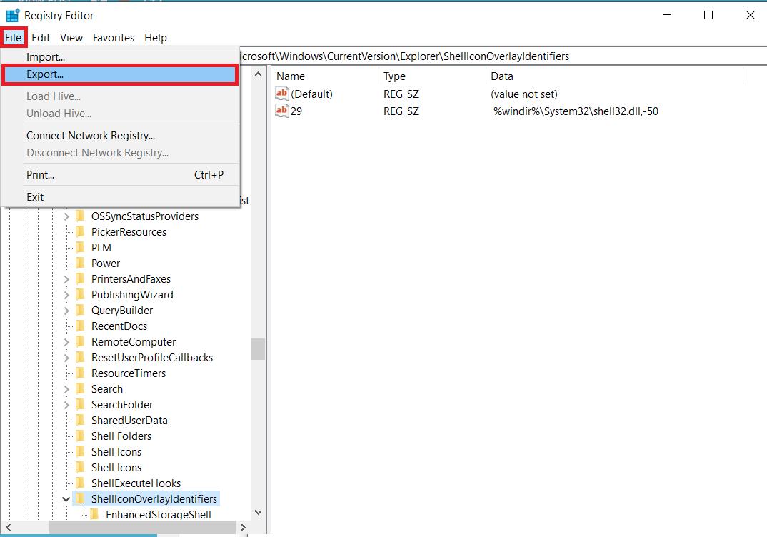 Kuinka poistaa pikavalintapeiton päällä Windows 10 1