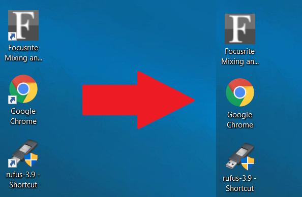 """Kuinka poistaa pikakuvakkeen päällekkäisyys Windows """"leveys ="""" 675 """"korkeus ="""" 441"""