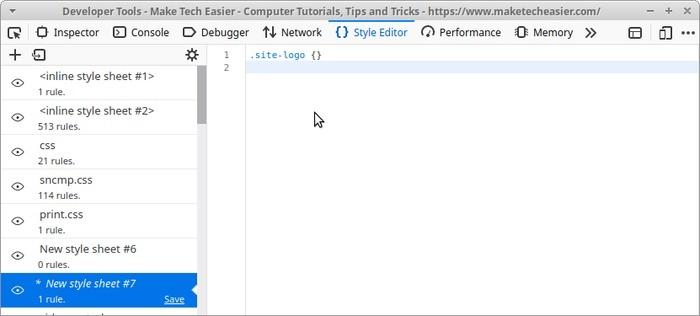 Живое редактирование сайта с помощью Firefox Paste Selector