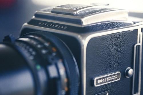 Kameran anturi