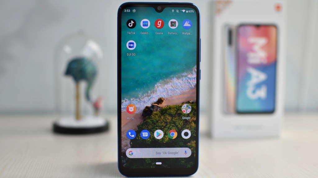 Ei vielä! Android 10 saapuu Xiaomi Mi A3: lle, mutta ongelmia esiintyy edelleen
