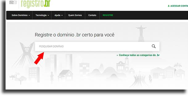 Registro.br Miten luodaan blogi