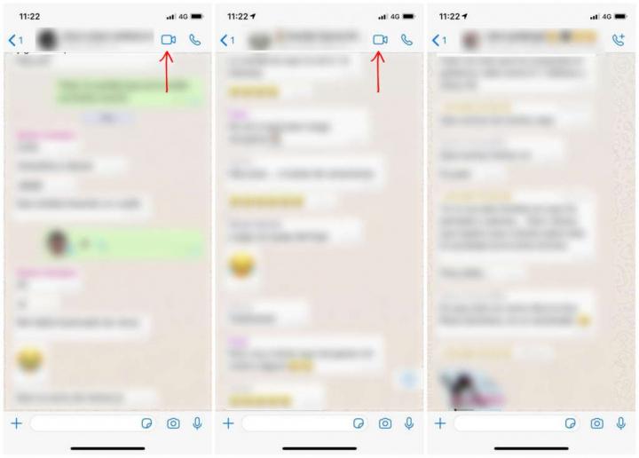 WhatsApp grupuje rozmowy wideo po prostu nowość