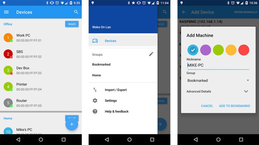 Wake On Lan - parhaat sovellukset Android TV: lle