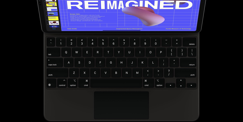 Sehrli klaviatura parıltısı