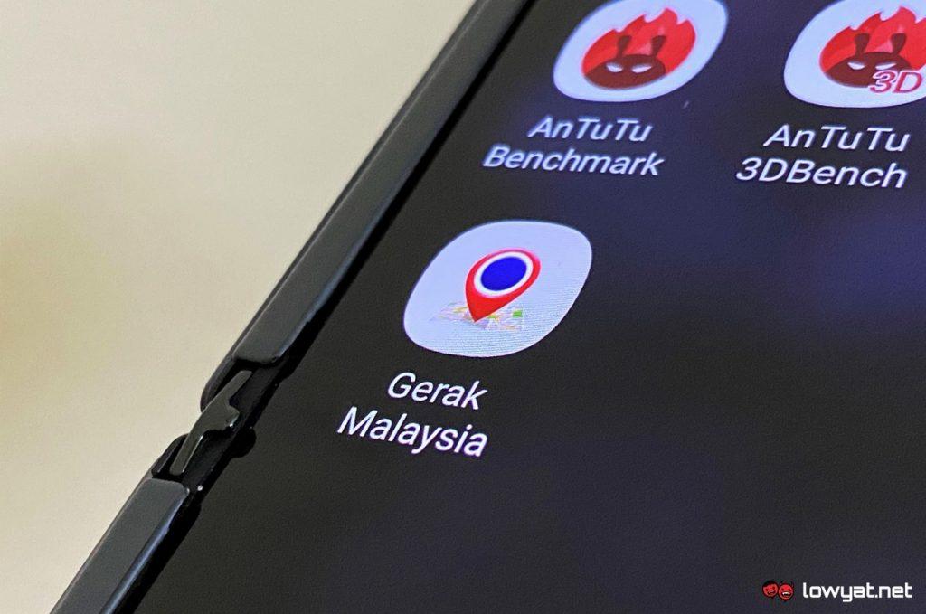 Gerak Malaysia: Malesian hallituksen toinen COVID-19-sovellus 5
