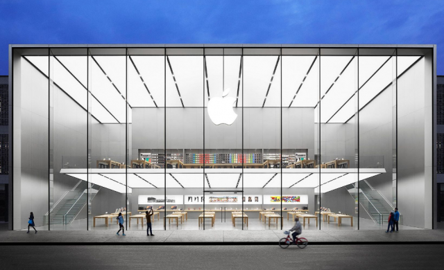 Apple aikoo avata huomenna fyysisen myymälän Etelä-Koreassa