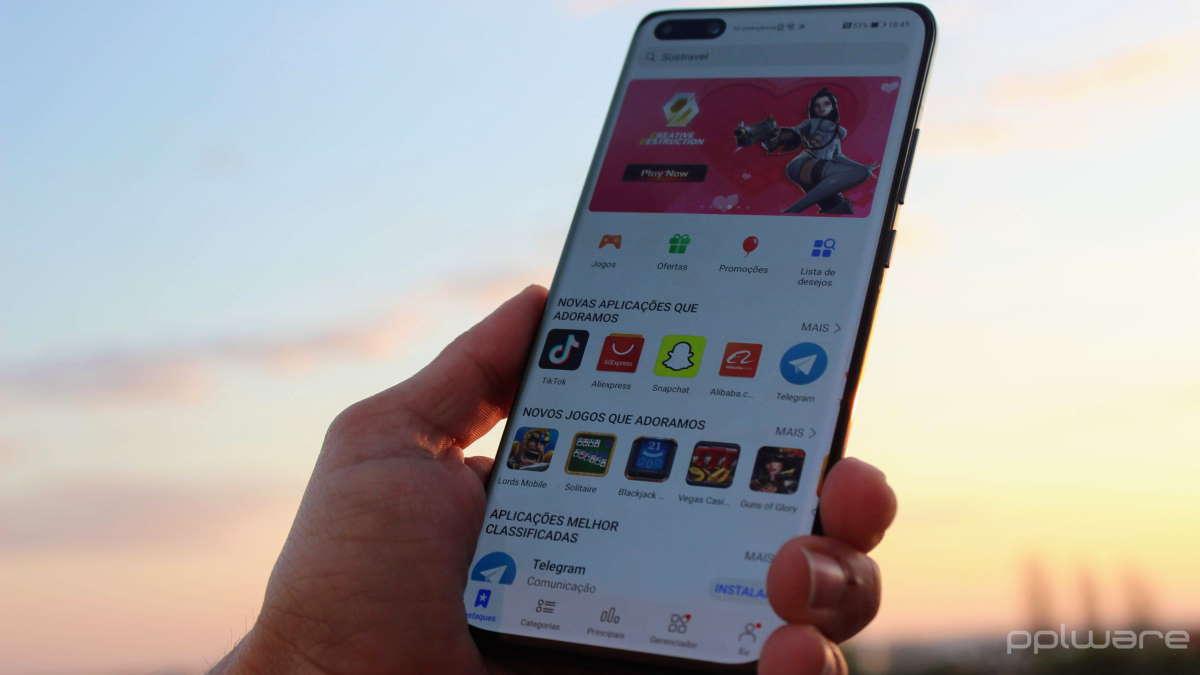 Huawei haluaa Google-sovelluksen AppGalleryyn