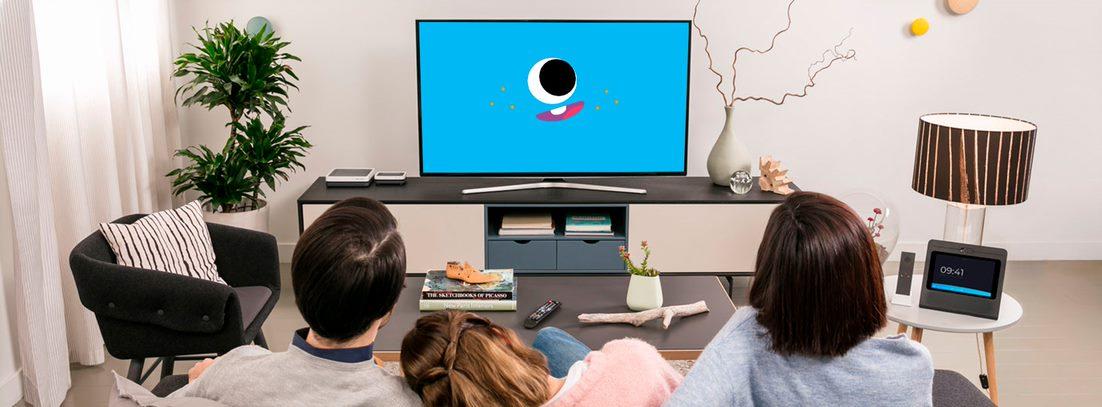 Kuinka pelata perheenä Movistar + -televisiosta
