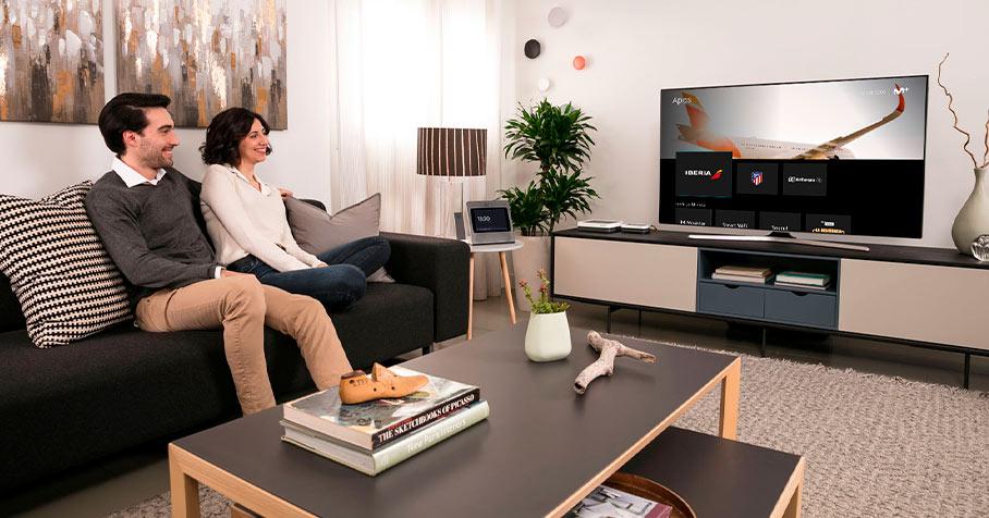 Kuinka tehdä kodistasi älykkäämpiä Movistar-sovelluksilla