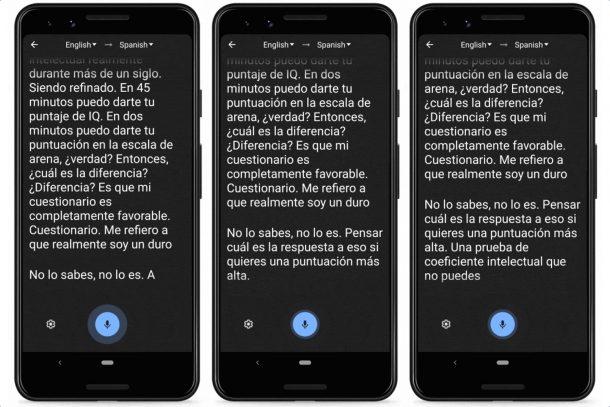 Kuinka kirjoittaa ja kääntää reaaliajassa Google Translate -sovelluksen avulla 1