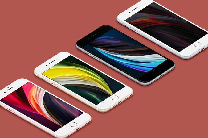 Kuinka saada iPhone SE 2020 -taustakuvat mille tahansa laitteelle