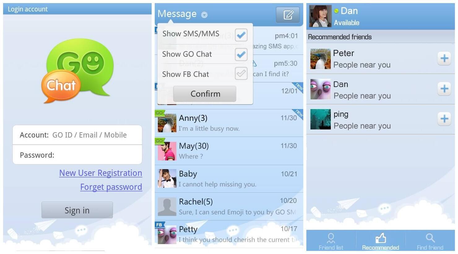 Suosituimmat piilotetut viestit Android-sovellukset - Salaiset SMS-sovellukset 2