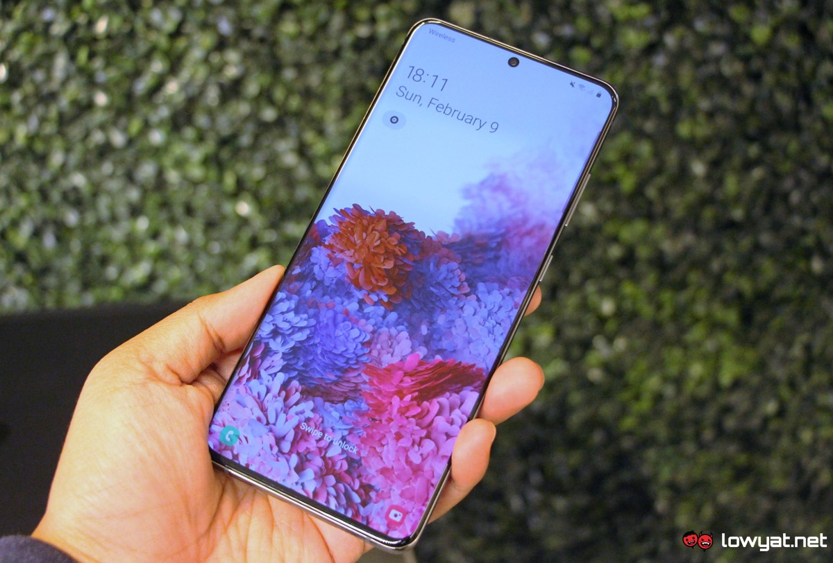 Netflix lisää Samsungia Galaxy HDR-tuetut HD-laitteiden puhelimet 1