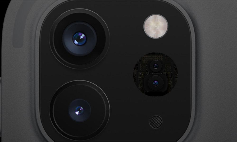 Uudet iPad Pro -kamerat saattavat jäädä jälkeen, mutta LiDAR-skanneri on läpimurto