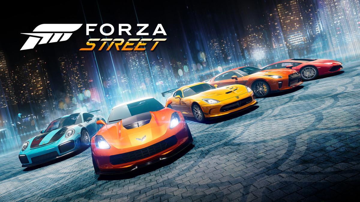 Forza Streetin Android-julkaisupäivä ilmoitettu.