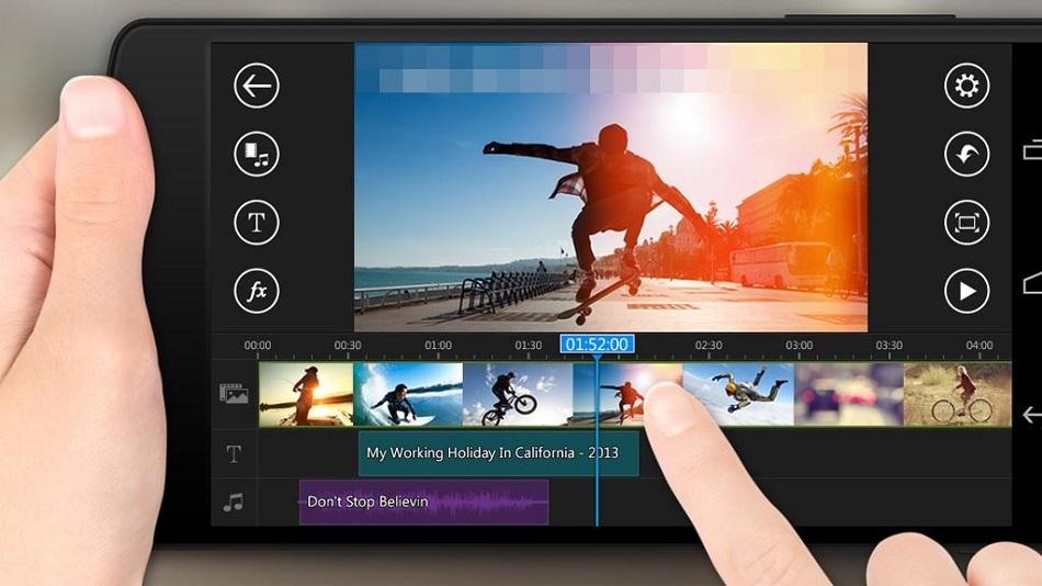 Yli 10 videonmuokkaussovellusta suositeltavimmille Android-puhelimille