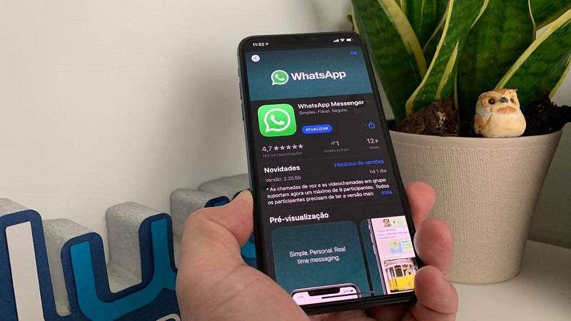 WhatsApp: videopuhelut 8 ihmiset ovat jo saatavilla iOS: ssä