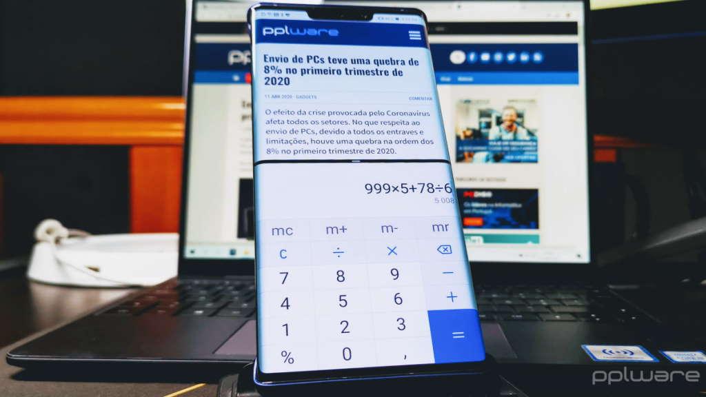 Vihje: Käytä Android-älypuhelimen näyttöä samanaikaisesti kahden sovelluksen kanssa