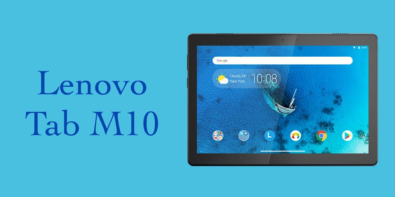 Säästä 60 dollaria Lenovo Tab M10 -sovelluksessa