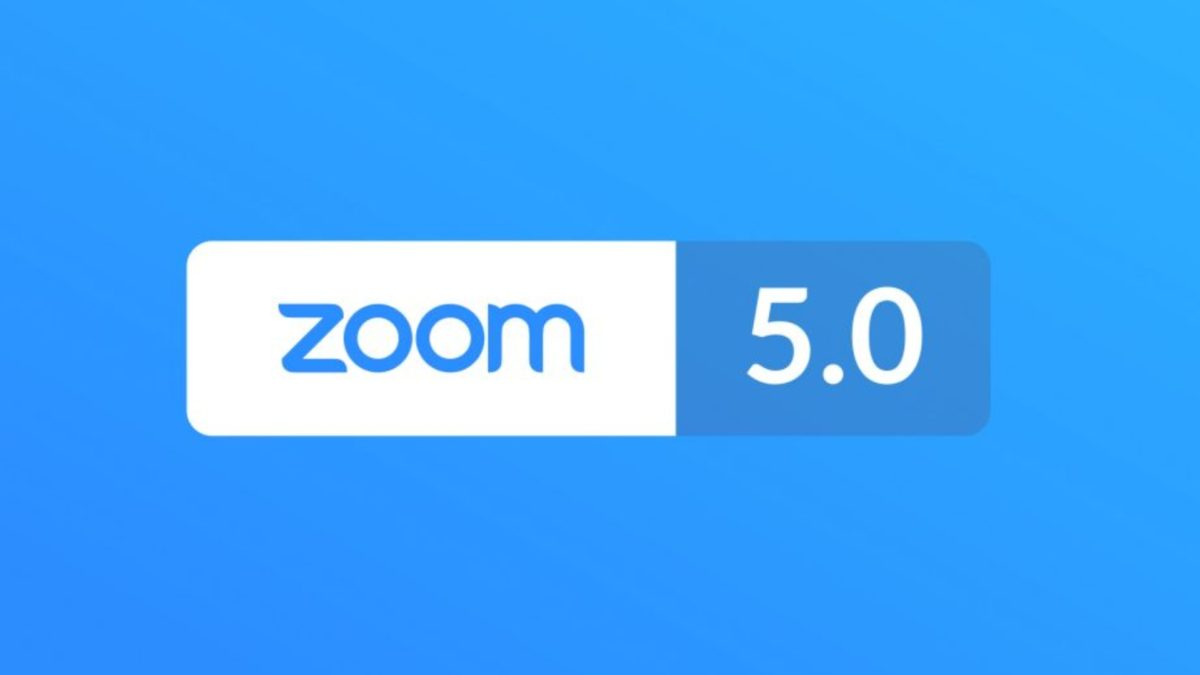 Zoom-versio 5