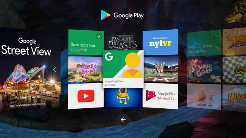 Tämä on korostettu kuva parhaista VR-sovelluksista Androidissa