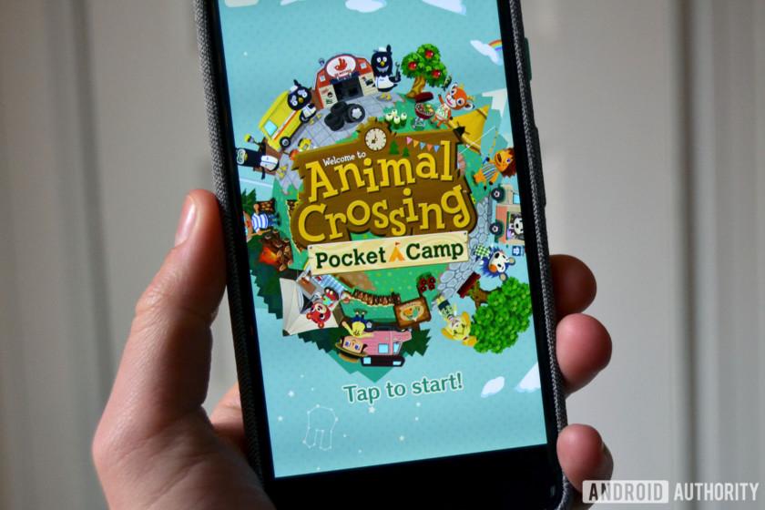Parhaat pelit, kuten eläinten ylittäminen, Androidille