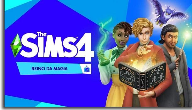 The Sims 4 taikuusvinkkien valtakunta