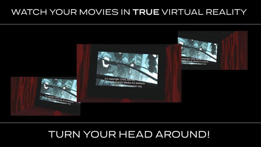 Cardboard Theatre on yksi parhaista VR-sovelluksista
